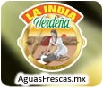 Aguas Frescas La India Verdena Drink Mix Powders 100% Natural